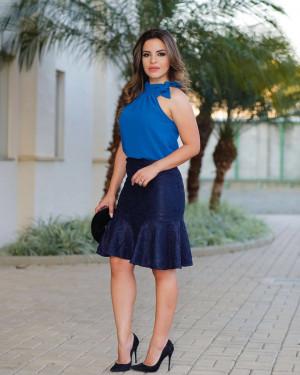 Hortencia | Moda Evangelica