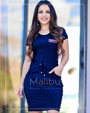 0e90b3310 Nina | Moda Evangelica. Nina. Vestido tubinho ...